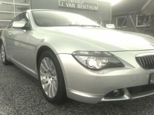 bmw 650 Bovag autobedrijf van Benthum in Boxmeer
